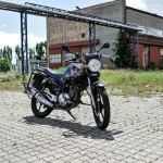 Yamaha YBR 125 zdj. 2